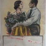 Unknown 94,5x124 cm, Italy, 1910&#039;s