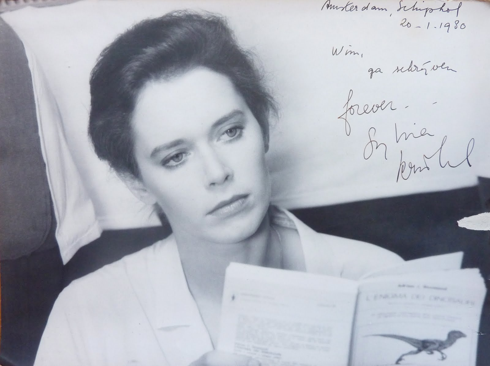 sylvia kristel interview