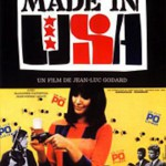 Made In USA, French poster